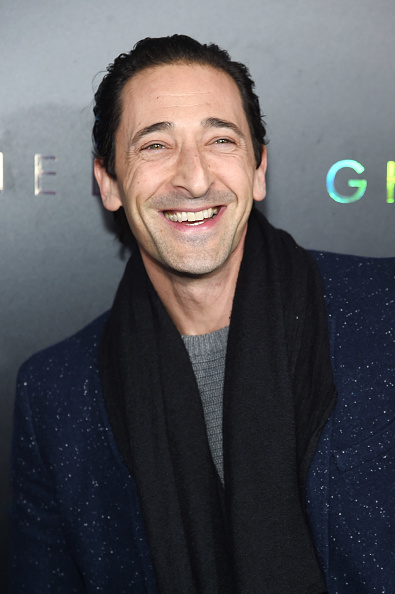 Adrien Brody「Paramount Pictures & DreamWorks Pictures Host The Premiere Of 'Ghost In The Shell' - Arrivals」:写真・画像(19)[壁紙.com]