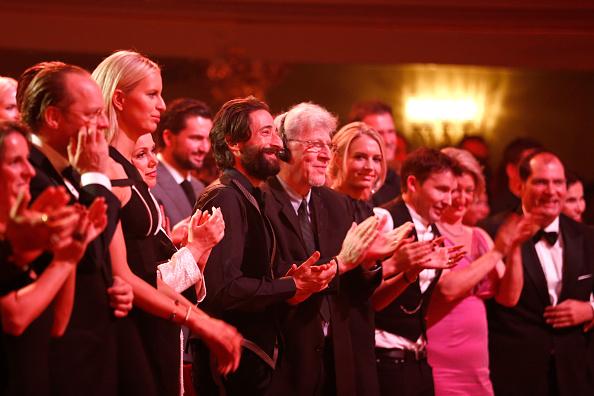 Adrien Brody「GQ Men Of The Year Award 2014 - Show」:写真・画像(7)[壁紙.com]