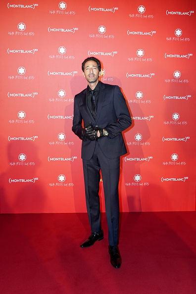 Adrien Brody「Montblanc: (Red)Launch Dinner And Party」:写真・画像(16)[壁紙.com]