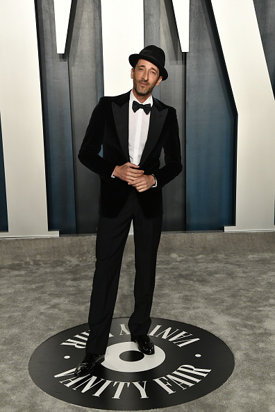 Adrien Brody「2020 Vanity Fair Oscar Party Hosted By Radhika Jones - Arrivals」:写真・画像(18)[壁紙.com]
