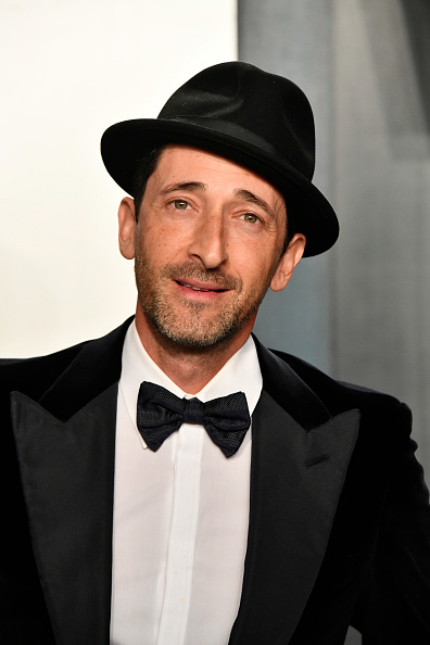 Adrien Brody「2020 Vanity Fair Oscar Party Hosted By Radhika Jones - Arrivals」:写真・画像(2)[壁紙.com]