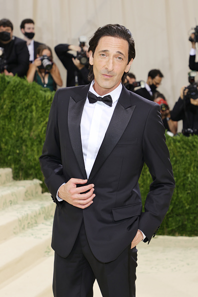 Adrien Brody「The 2021 Met Gala Celebrating In America: A Lexicon Of Fashion - Arrivals」:写真・画像(11)[壁紙.com]