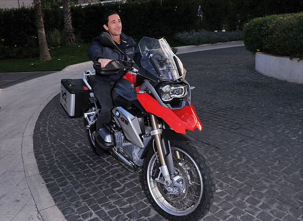 Adrien Brody「BMW 'Ride of your Life' Promotion Event」:写真・画像(14)[壁紙.com]