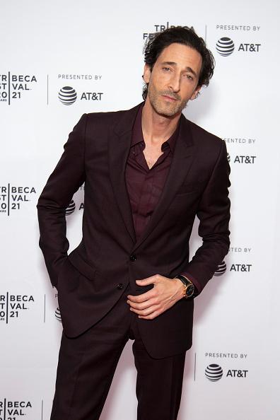 "Adrien Brody「""Clean"" Premiere - 2021 Tribeca Festival」:写真・画像(15)[壁紙.com]"