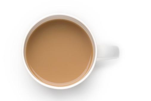 Tea「Mug of white coffee」:スマホ壁紙(8)