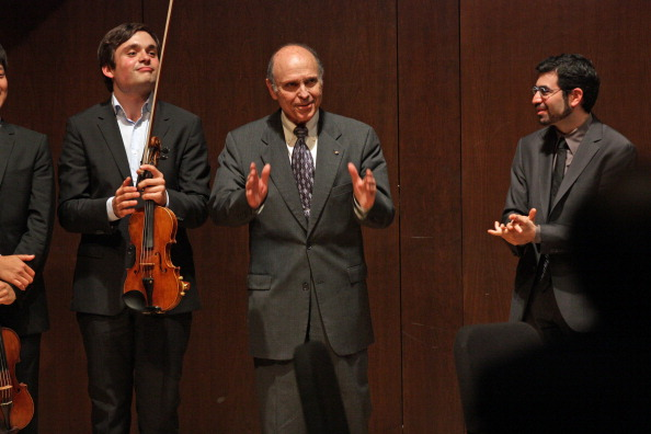Paul Hall - Juilliard「Samuel Adler 85th Birthday Tribute」:写真・画像(4)[壁紙.com]