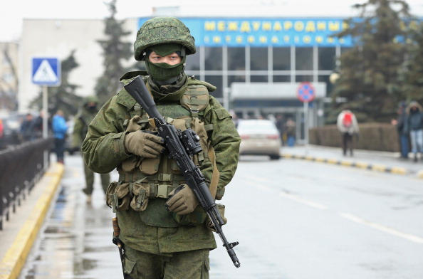 Simferopol「Concerns Grow In Ukraine Over Pro Russian Demonstrations In The Crimea Region」:写真・画像(1)[壁紙.com]