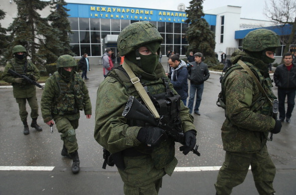 Simferopol「Concerns Grow In Ukraine Over Pro Russian Demonstrations In The Crimea Region」:写真・画像(0)[壁紙.com]