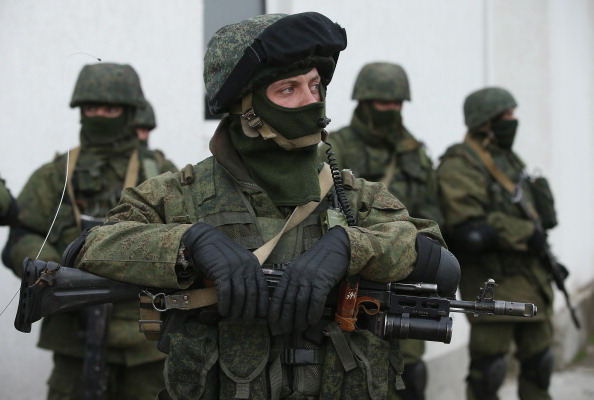 Russian Military「Concerns Grow In Ukraine Over Pro Russian Demonstrations In The Crimea Region」:写真・画像(2)[壁紙.com]