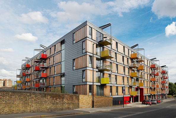Real Estate「Adelaide wharf, a sustainable development and 2008 RIBA award winning design in Hackney, North-East London, UK」:写真・画像(18)[壁紙.com]