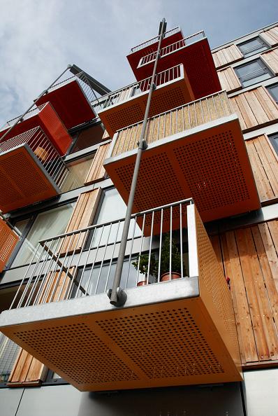 環境保護「Adelaide wharf, a sustainable development and 2008 RIBA award winning design in Hackney, North-East London, UK」:写真・画像(15)[壁紙.com]