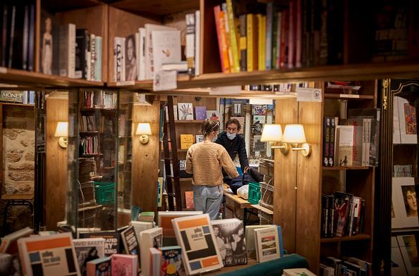 F Scott Fitzgerald「Second Generation Bookstore Risks Closure In Coronavirus Lockdown」:写真・画像(17)[壁紙.com]