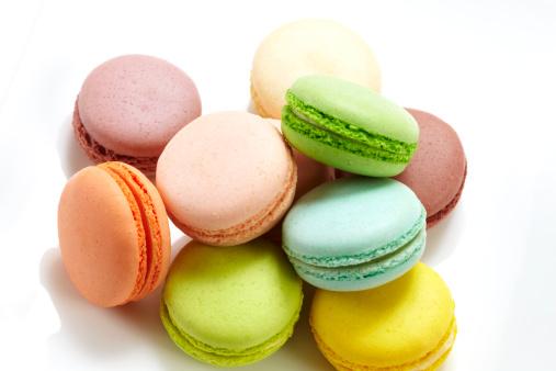 Sweets「Macaroon」:スマホ壁紙(9)
