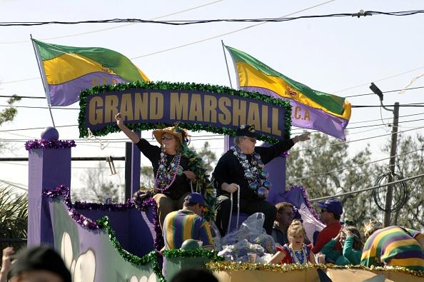 Bead「Despite Devastation, Biloxi Continues Mardi Gras Tradition」:写真・画像(12)[壁紙.com]