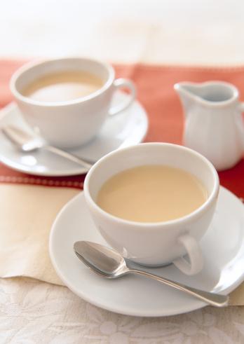 ソーサー「Milk Tea」:スマホ壁紙(11)