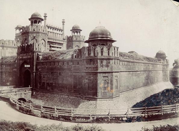Delhi「Red Fort」:写真・画像(10)[壁紙.com]