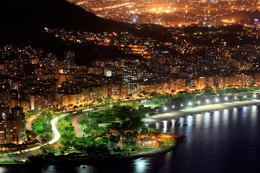 Avenue「Flamengo beach in Rio de Janeiro」:スマホ壁紙(17)