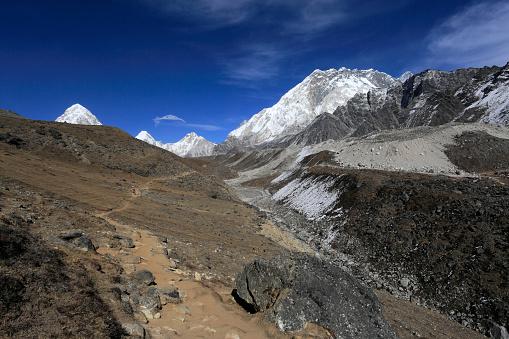 Khumbu「Thokla Dughla Pass, Everest base camp trek」:スマホ壁紙(6)