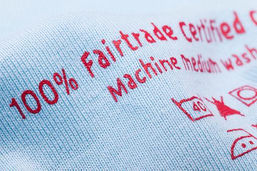 Fair Trade「Fair trade printed on cotton fabric」:スマホ壁紙(4)