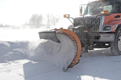 Snowdrift「Big Plow action」:スマホ壁紙(9)