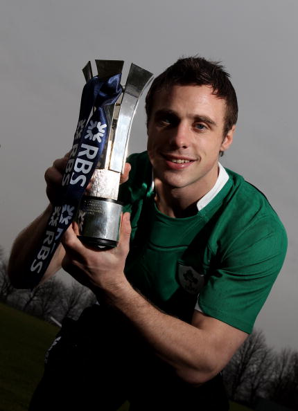 Overcast「Tommy Bowe Receives RBS Player Of The Championship Award」:写真・画像(2)[壁紙.com]