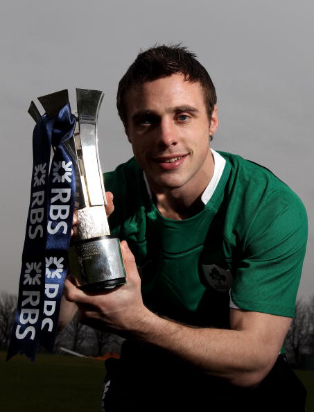 Overcast「Tommy Bowe Receives RBS Player Of The Championship Award」:写真・画像(3)[壁紙.com]