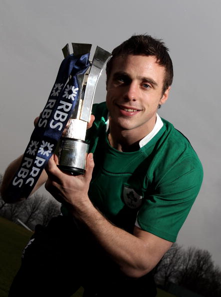 Overcast「Tommy Bowe Receives RBS Player Of The Championship Award」:写真・画像(0)[壁紙.com]