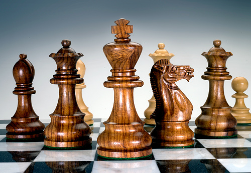 Rivalry「chess」:スマホ壁紙(16)