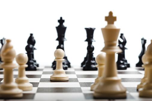 Battle「Chess」:スマホ壁紙(2)