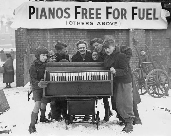 Snow「Pianos Free For Fuel」:写真・画像(6)[壁紙.com]