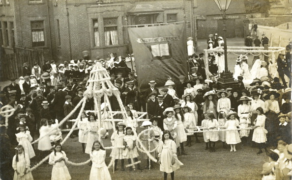 Methodist「Church Street Primitive Methodist Sunday School at Sandiacre Carnival」:写真・画像(19)[壁紙.com]