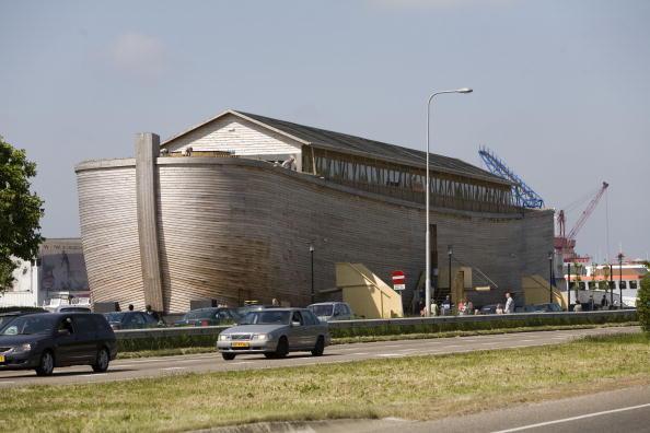 Arch - Architectural Feature「Replica Of Noah's Arc Open To Public」:写真・画像(16)[壁紙.com]