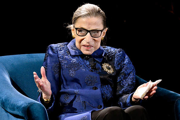 Justice - Concept「Fourth Annual Berggruen Prize Gala Celebrates 2019 Laureate Supreme Court Justice Ruth Bader Ginsburg In New York City - Inside」:写真・画像(8)[壁紙.com]