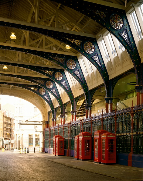 Wrought Iron「Smithfield Market, City of London, c2000s(?)」:写真・画像(17)[壁紙.com]