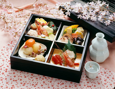 Sake「Bento」:スマホ壁紙(6)