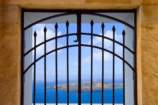 Wrought Iron「Greece」:スマホ壁紙(5)