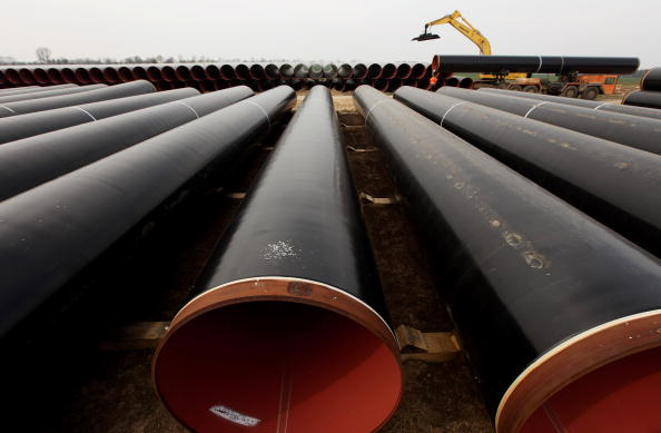 Construction Industry「OPAL Pipeline To Connect To Baltic Sea」:写真・画像(12)[壁紙.com]