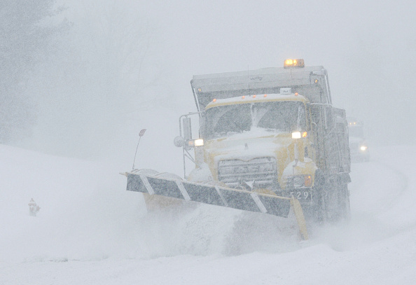 Blizzard「Midwest And East Coast Hit With Major Snowstorm」:写真・画像(0)[壁紙.com]
