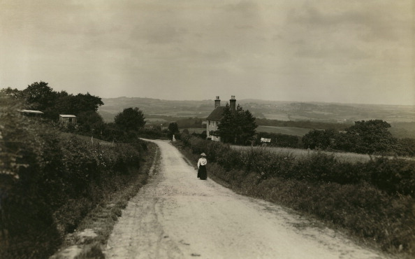Country Road「Rural Britain」:写真・画像(7)[壁紙.com]