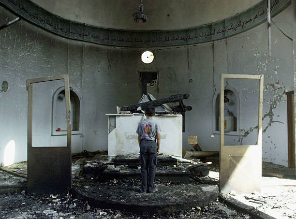 Five Christian Churches Attacked In Baghdad:ニュース(壁紙.com)