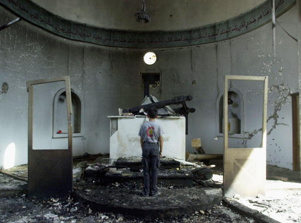 Church「Five Christian Churches Attacked In Baghdad」:写真・画像(6)[壁紙.com]
