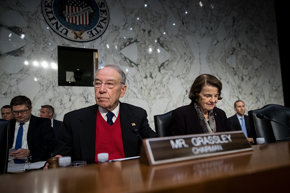 Chairperson「Senate Judiciary Committee Holds Hearing On Firearms Accessory Regulation And Enforcing Background Checks」:写真・画像(11)[壁紙.com]