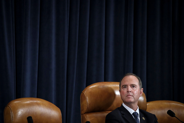 Drew Angerer「House Intelligence Committee Continues Open Impeachment Hearings」:写真・画像(8)[壁紙.com]