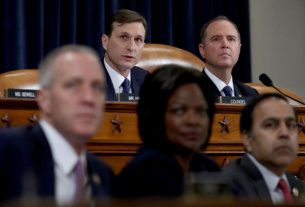 Daniel Gi「House Intelligence Committee Continues Open Impeachment Hearings」:写真・画像(3)[壁紙.com]