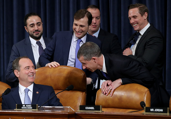Daniel Gi「House Intelligence Committee Continues Open Impeachment Hearings」:写真・画像(4)[壁紙.com]