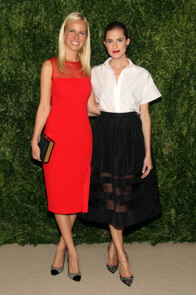 Celebration「CFDA And Vogue 2013 Fashion Fund Finalists Celebration - Arrivals」:写真・画像(9)[壁紙.com]