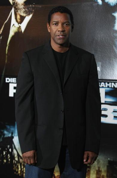 One Man Only「Denzel Washington Attends 'The Taking Of Pelham 123' Press Junket」:写真・画像(4)[壁紙.com]