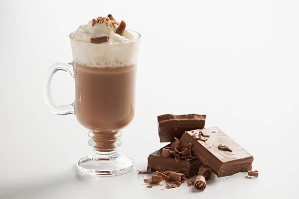 Milkshake and chocolate:スマホ壁紙(壁紙.com)