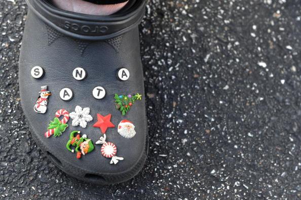 Crocs Shoe「Santa Claus School」:写真・画像(12)[壁紙.com]