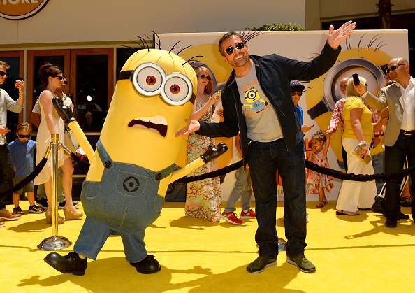 CG「Premiere Of Universal Pictures' 'Despicable Me 2' - Red Carpet」:写真・画像(18)[壁紙.com]